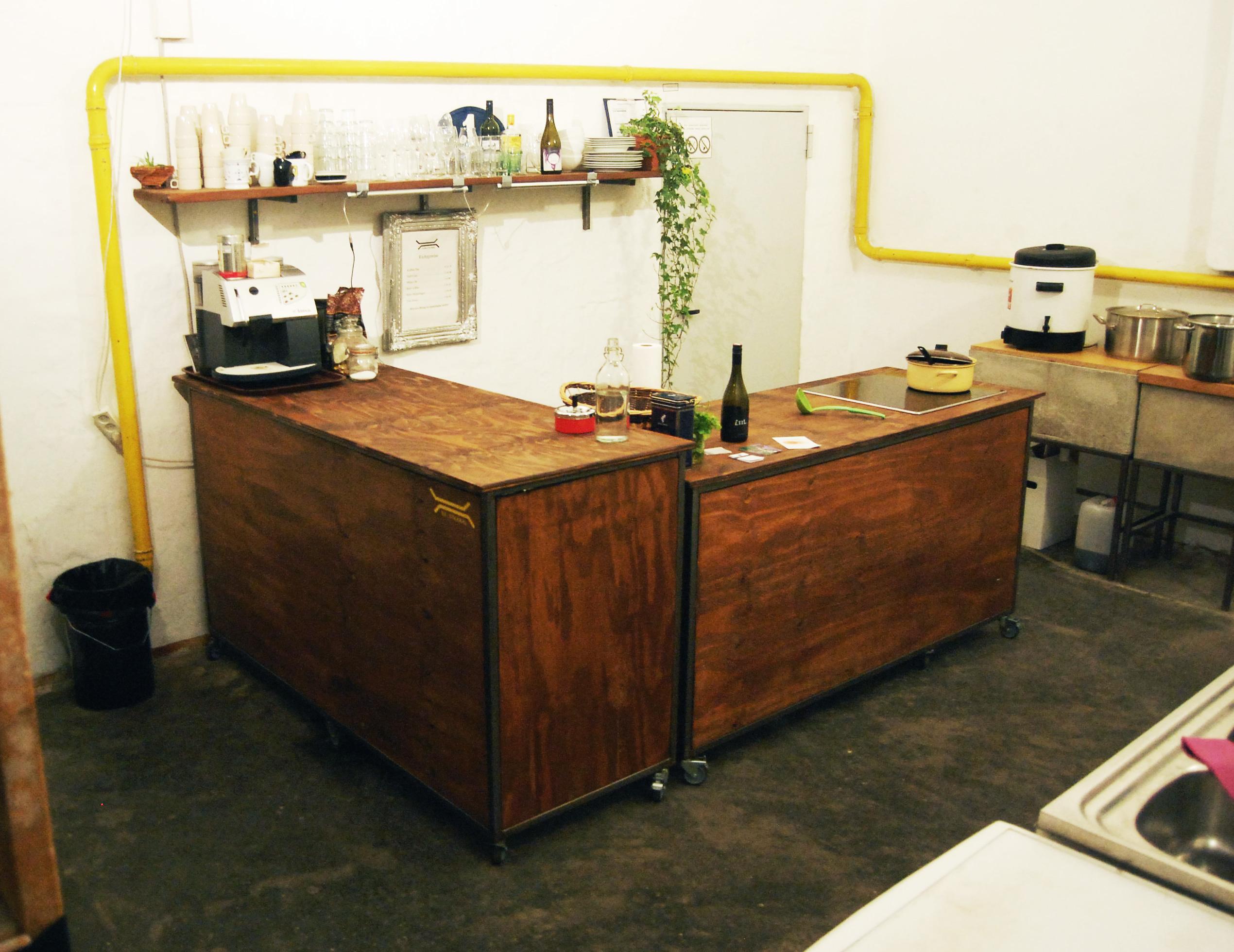 modulare Küche & Bar :: DKIA
