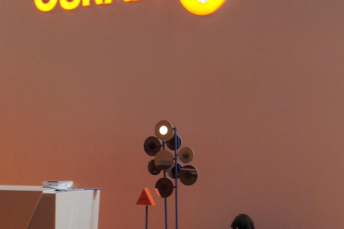 setup@light+building, frankfurt 2014